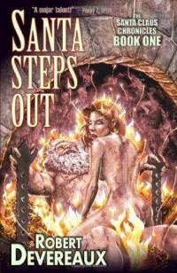 santa-steps-out-robert-devereaux-paperback-cover-art